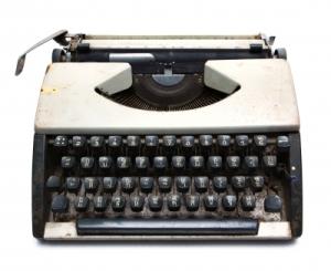 Maquina de escribir by antpkr