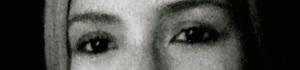 Ojos Blanco y negro Maru