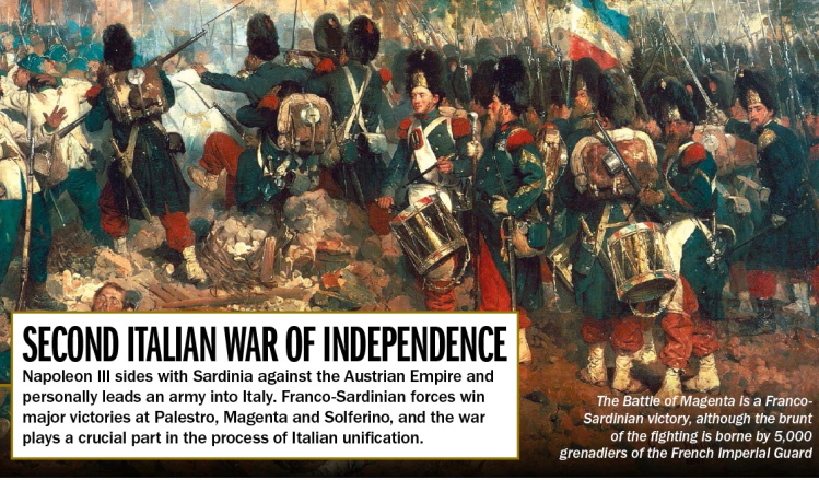 Second Italian Unification War